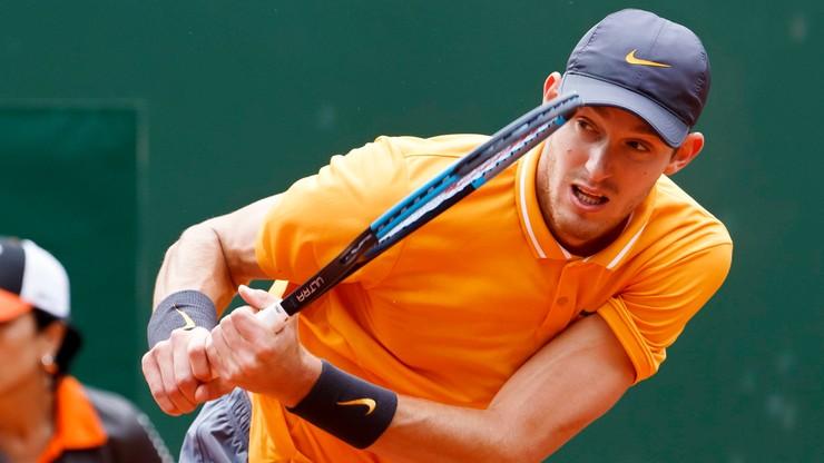 ATP w Bastad: Jarry z pierwszym triumfem