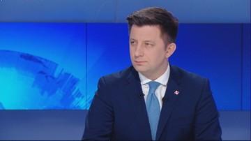 Michał Dworczyk: to wojna hybrydowa, którą wypowiedziała nam Białoruś