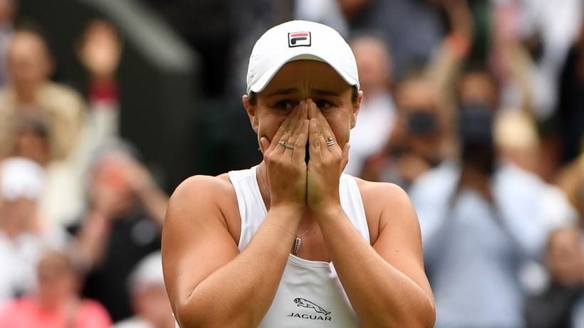 Barty po finale Wimbledonu: Piłka meczowa? Nie pamiętam jej!