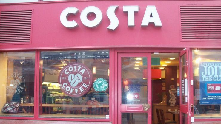 Coca-Cola kupi kawiarnie Costa Coffee za 3,9 miliarda funtów