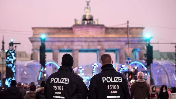 """Niespokojnie w Berlinie. Mężczyzna krzyczał """"bomba, bomba, bomba!"""""""