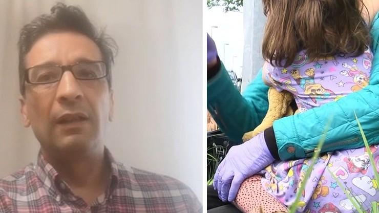"""""""Wszystko przygotowałem na nasze wspólne życie"""". Ojciec 4-letniej Ines walczy, by odzyskać córkę"""