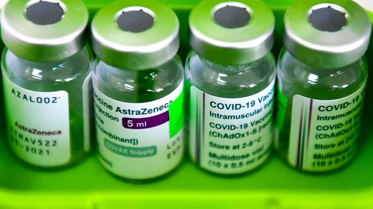 EMA: nie ma dowodów, że wiek jest czynnikiem ryzyka przy szczepieniu AstraZeneca
