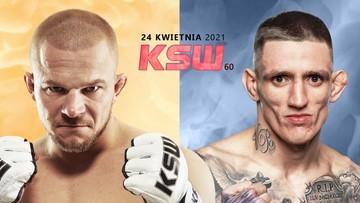 KSW 60: Kolejny pojedynek dodany do karty walk