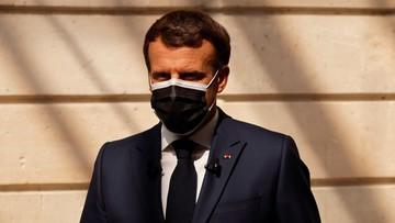 Spoliczkował Macrona. Trafi do więzienia