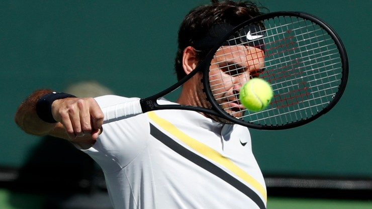 ATP w Indian Wells: Finał Federer - Del Potro o 21:00 w Polsacie Sport Extra!