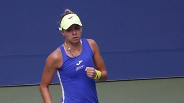 US Open: Magda Linette i Bernarda Pera lepsze w deblu od Barbory Krejcikovej i Kateriny Siniakovej