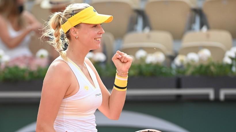 WTA w Ostrawie: Anett Kontaveit zagra w finale z Marią Sakkari