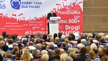 Kaczyński: będziemy proponować zmiany w konstytucji
