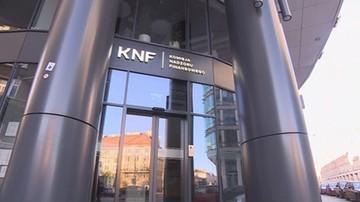 Sędzia rozpoznający zażalenia ws. b. szefów KNF odsunięty od sprawy. Tak chciał prokurator