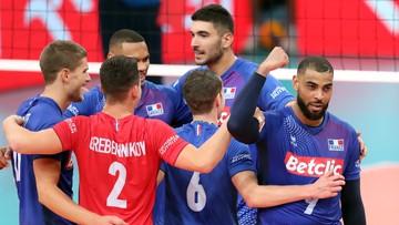 Liga Narodów siatkarzy 2021: Francja – Bułgaria. Relacja i wynik na żywo