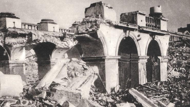 """""""DGP"""": znaleziono dowody na to, że Niemcy planowali zagładę Warszawy"""