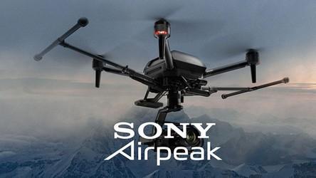 Sony startuje z własną marką produkującą drony i pokazuje prototyp [FILM]