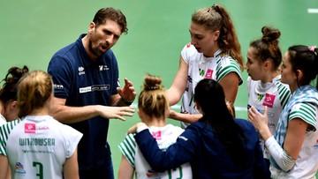 Tauron Liga: Punkt #VolleyWrocław w debiucie Dawida Murka