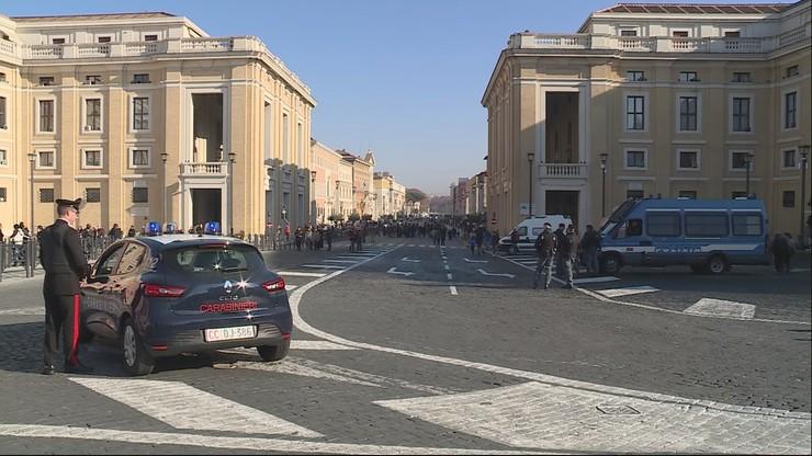 Ekologiczna niedziela w Rzymie. W mieście obowiązuje zakaz ruchu samochodów