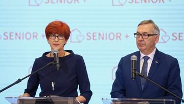 Rafalska: od 1 marca emerytury i renty wzrosną o co najmniej 70 zł
