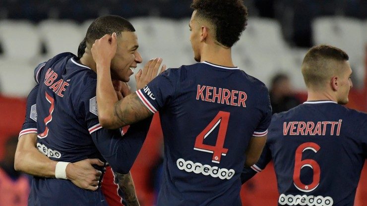 Ligue 1: Wygrane mecze czołowej trójki. PSG rozbiło rywali