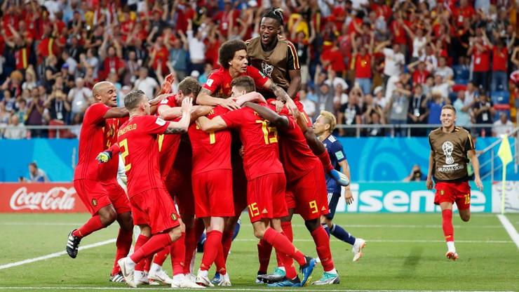 MŚ 2018: Belgijska prasa po meczu z Japonią pisze o cudzie