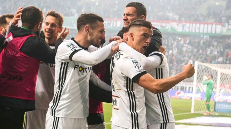 Legia, Lechia i Cracovia poznały rywali w drugiej rundzie el. Ligi Europy