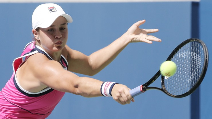 US Open: Barty po raz drugi z rzędu odpadła w 1/8 finału