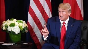 """""""To niesprawiedliwe, że tylko USA pomagają Ukrainie, a Europa nie"""". Trump na spotkaniu z Dudą"""