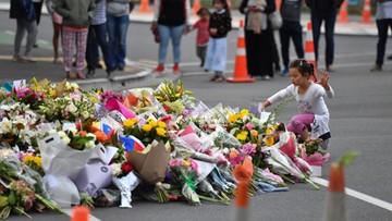 Sprawca masakry w Christchurch zamierzał dokonać więcej ataków