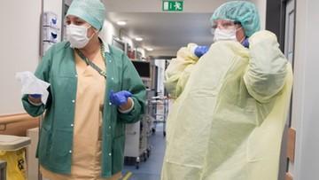 Ponad 15 tys. zakażonych w Belgii. Zmarły kolejne 183 osoby