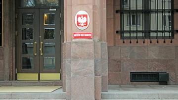 """Szef MSZ zapowiada, że jego resort chce się """"rozstać"""" z osobami, które pracowały w służbach specjalnych PRL"""