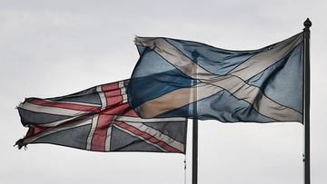 """""""Może osłabić pozycję negocjacyjną W. Brytanii w rozmowach o Brexicie"""". May nie godzi się na szkockie referendum"""