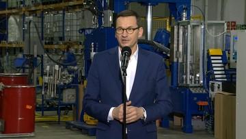 Premier: ten rok będzie dobrym rokiem dla polskiej gospodarki