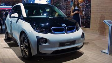 Lasy Państwowe kupiły kilkanaście elektrycznych BMW. Koszt jednego to ok. 160 tys. zł