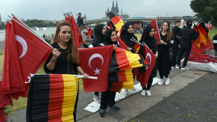 """Erdogan oskarżył Zachód o """"wspieranie terroryzmu"""" i spiskowców"""