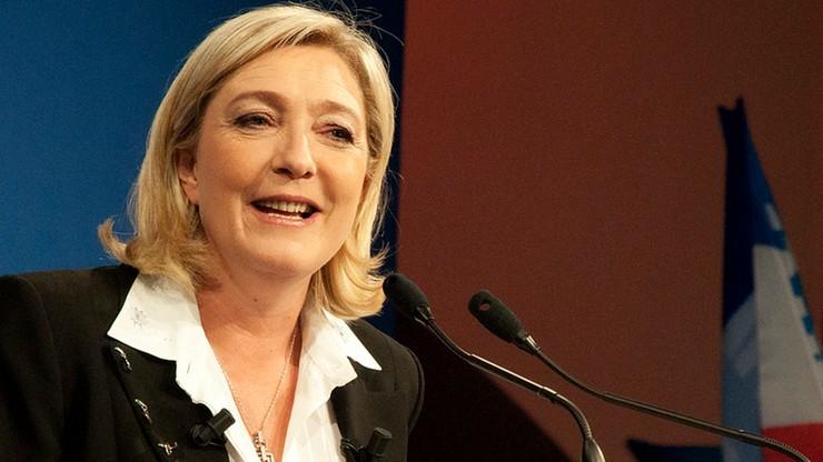 Marine Le Pen chce referendum w sprawie członkostwa Francji w UE