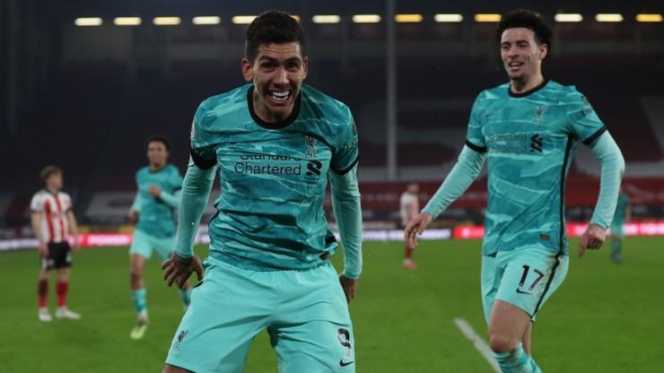 Premier League: Liverpool przerwał serię porażek