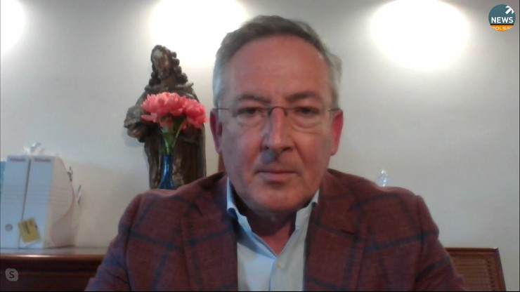 Sienkiewicz: Warszawa nie ucierpi na kampanii Trzaskowskiego
