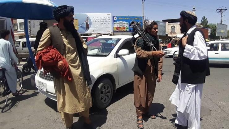 ONZ wzywa Talibów, by zatrzymali ofensywę w Afganistanie