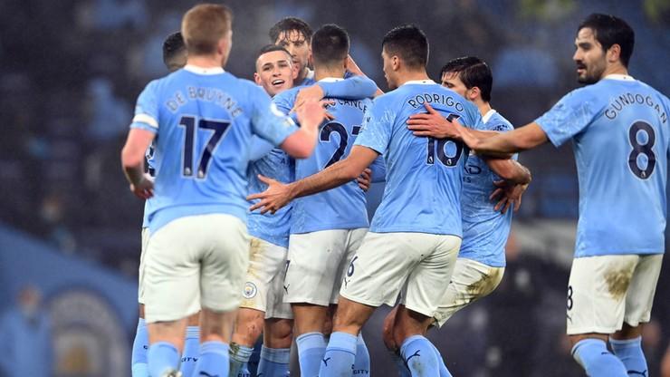 Premier League: Skromne zwycięstwo Manchesteru City. Remis Tottenhamu w derbach Londynu