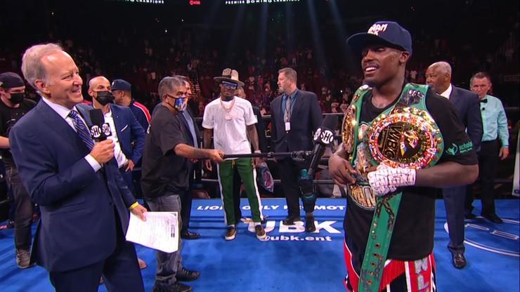 Charlo - Montiel bez KO, ale w Houston była ringowa wojna!