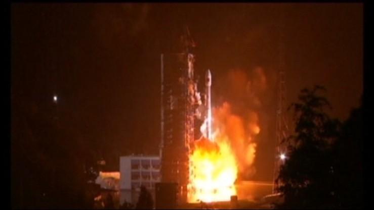 Podbój kosmosu po chińsku. Kraj środka wystrzelił pierwszego satelitę telekomunikacyjnego