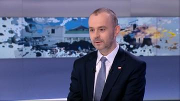 Paweł Mucha: reakcja państwa ws. KNF była bardzo szybka