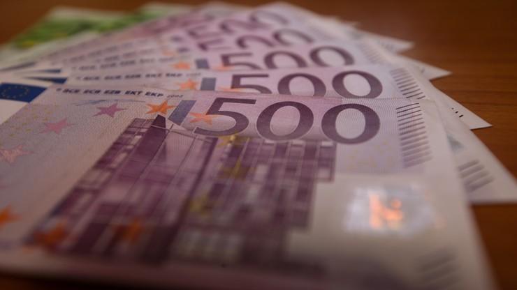 Znikną banknoty o nominale 500 euro. Zbyt często służyły łamaniu prawa