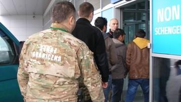 Cudzoziemiec złoży wniosek o ochronę międzynarodową w każdej placówce Straży Granicznej