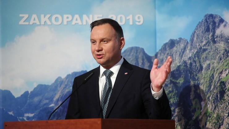 """""""Kwestia komunikacji na Podhalu ma wymiar ponadgraniczny i wpisuje się w ideę Trójmorza"""""""