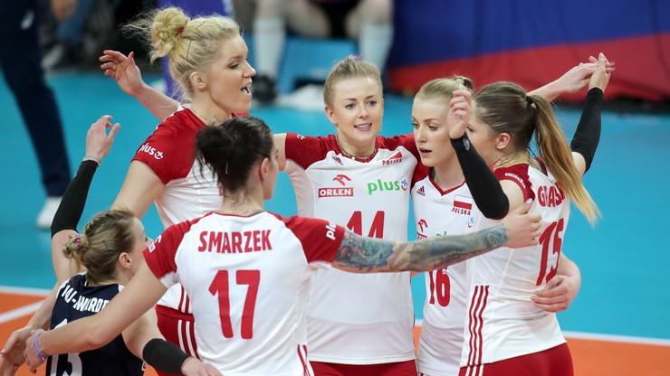 Liga Narodów. Final Six kobiet: Skład reprezentacji Polski