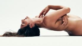 #Supermodelka Plus Size - sesja zakryta nagość