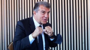 Joan Laporta chce znowu zostać prezesem Barcelony