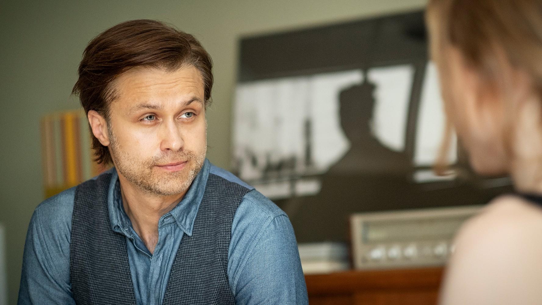 """Maciej Zakościelny: """"Rysa"""" to świetny, mocny kryminał"""