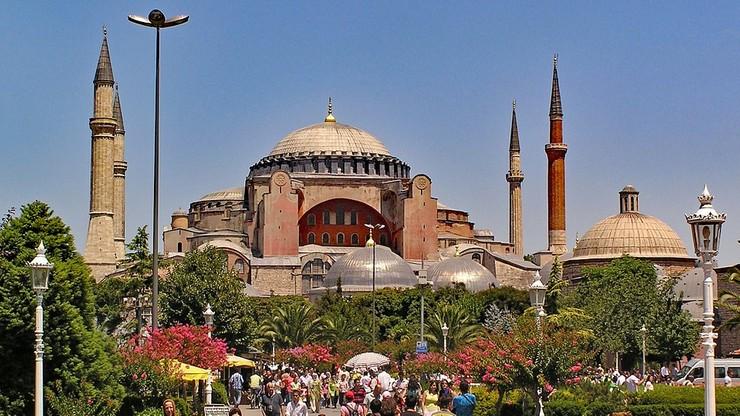 Turcja: Hagia Sophia nie będzie z powrotem meczetem