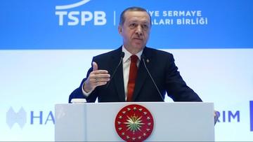 """""""W ogóle mnie nie obchodzi"""". Erdogan o krytyce międzynarodowej po aresztowaniach Kurdów"""