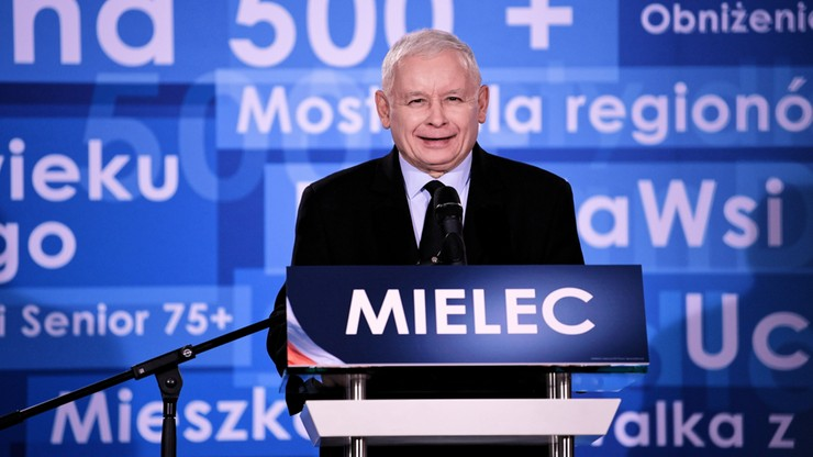 Kaczyński: PiS nie jest partią wojny